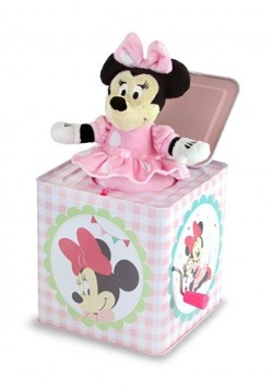 Minnie Mouse Jack-in-the-Box