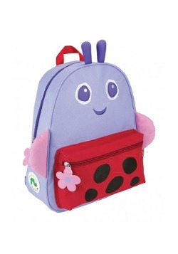 The Grouchy Ladybug The World of Eric Carle Backpack