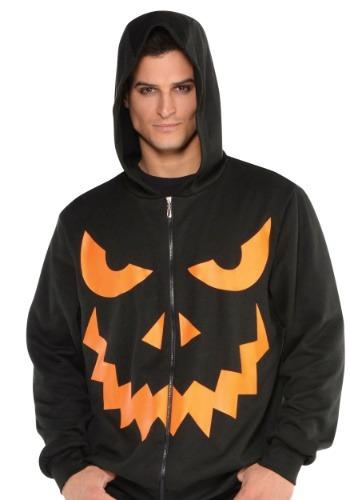 Men's Evil Pumpkin Hoodie