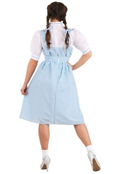 Women's Long Dorothy Dress Alt 9