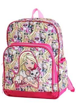 """Kid's Barbie 16"""" Backpack"""