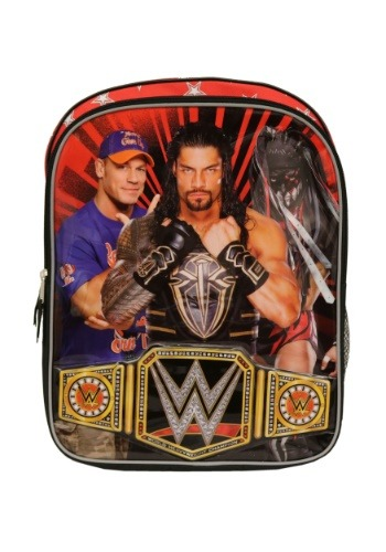 "Kids WWE Stars 16"" Backpack"