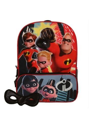 """Kids Incredibles 16"""" Backpack"""