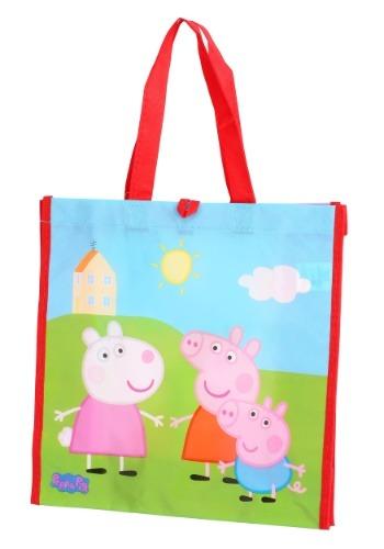Peppa Pig Treat Bag Reusable Tote