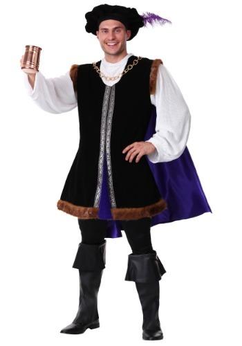 Men's Noble Renaissance Man Costume