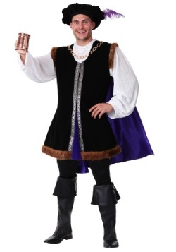 Men's Noble Renaissance Man Costume