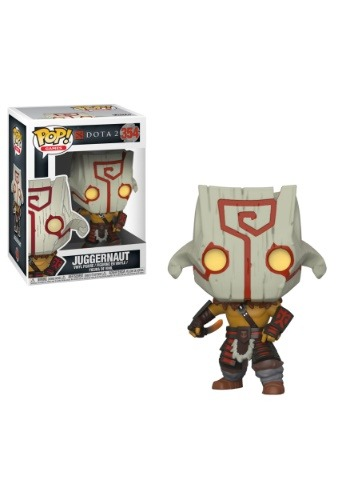 Pop! Games: DOTA 2- Juggernaut w/ Sword