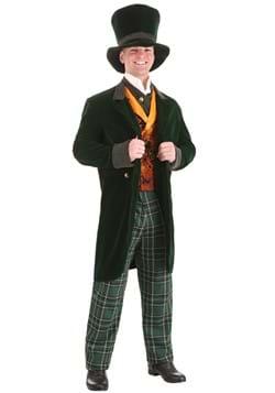 Deluxe Mad Hatter Men's Costume-1