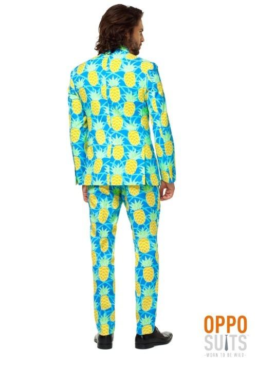 Men's OppoSuits Shineapple Suit Back