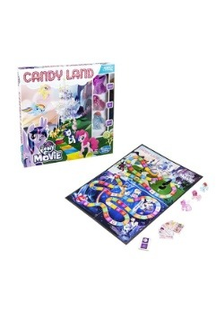 My Little Pony Candyland Board Game