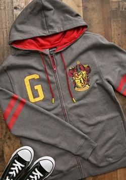 Harry Potter Gryffindor Fleece Hoodie