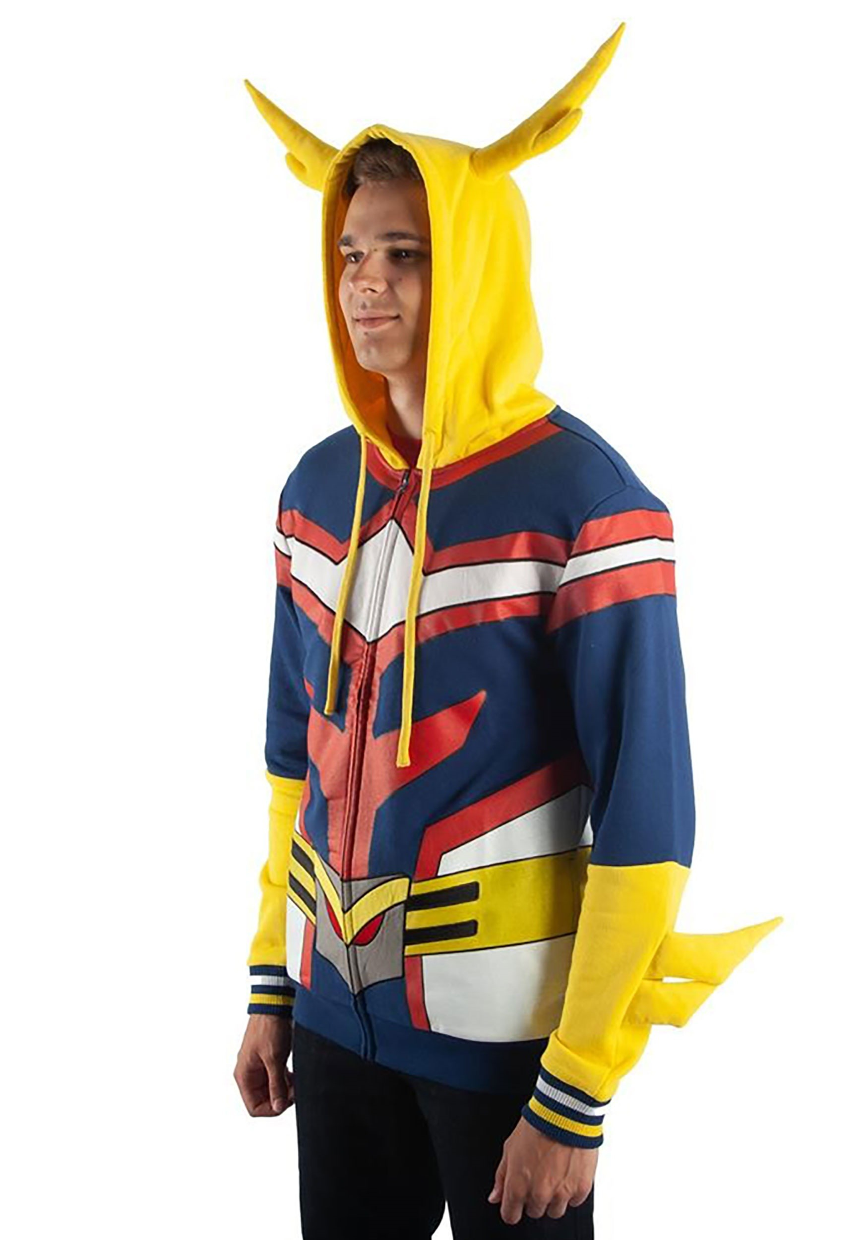 All Might My Hero Academia Character Hoodie