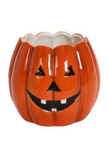 Halloween Pumpkin Dol Treat Bowl