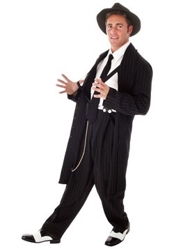 Men's Zoot Suit Plus Size Costume