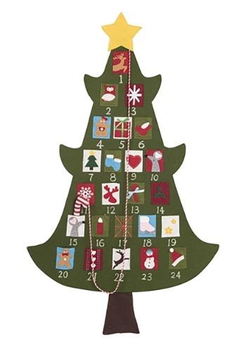 "Christmas Tree 52"" Advent Calendar"