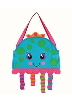 Stephen Joseph Jellyfish Beach Tote