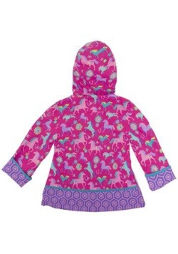 Horse All Over Print Child Raincoat Alt2