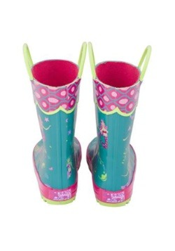 Stephen Joseph Mermaid All Over Print Rainboot Alt2