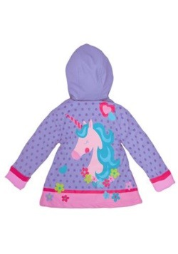 Stephen Joseph Unicorn Child Raincoat Alt2