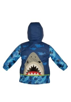 Stephen Joseph Shark Child Raincoat-alt2