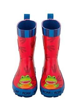 Stephen Joseph Dinosaur Child Rain Boots Alt3