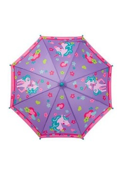 Stephen Joseph Unicorn Umbrella Alt2