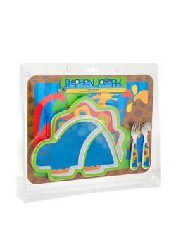 Stephen Joseph Dinosaur Mealtime Set