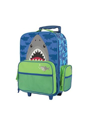 Stephen Joseph Shark Rolling Luggage