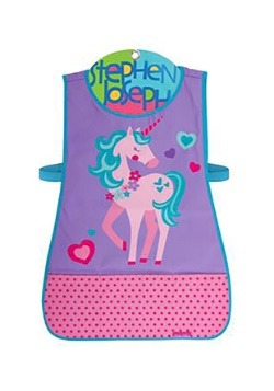 Stephen Joseph Unicorn Craft Apron