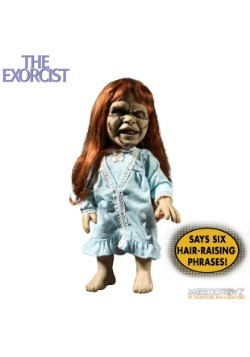 Exorcist Mega Scale Doll with Sound Feature Alt 1