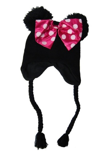 Minnie Mouse Kids Peruvian Hat