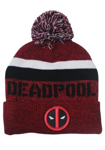 Logo Deadpool Beanie