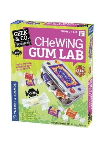 Geek & Co Chewing Gum Lab
