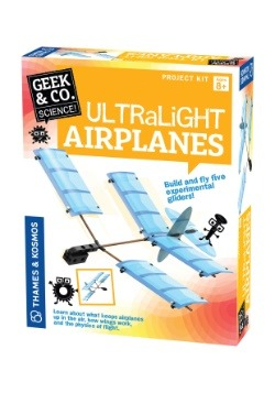 Geek & Co Ultralight Airplanes