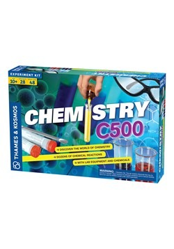 Chemistry C500 Experiment Kit