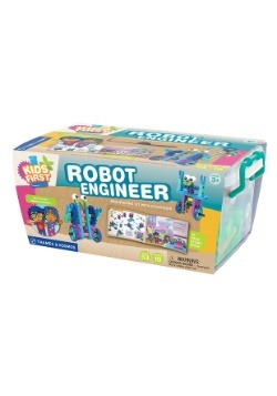 Childrens First Robot Engineer