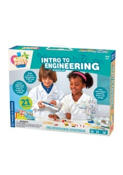 First Intro to Engineering for kids