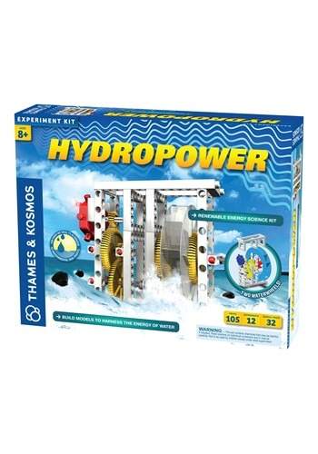 Hydropower Energy Science Kit