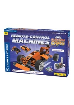 Remote Control Machines: Cars Kit