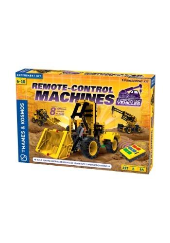 Remote Control Construction Vehicles Machines Kit