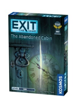 Exit-The Abandoned Cabin: The Game