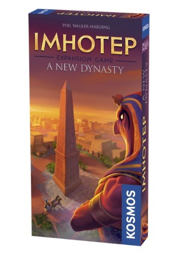 Imhotep: Expansion Pack