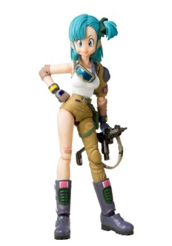 Dragon Ball Bulma Bandai S.H. Figurarts Action Figure