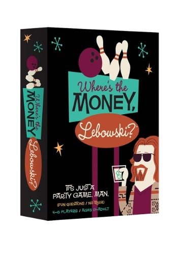 Where's the Money, Lebowski? Party Game
