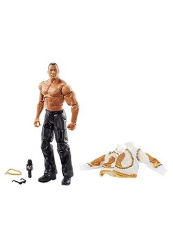 WWE The Rock Elite Collection Action Figure