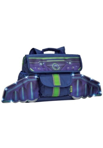 LED Space Racer Flyer Backpack