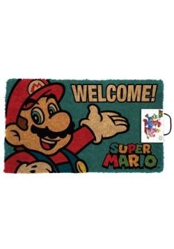 Super Mario Doormat