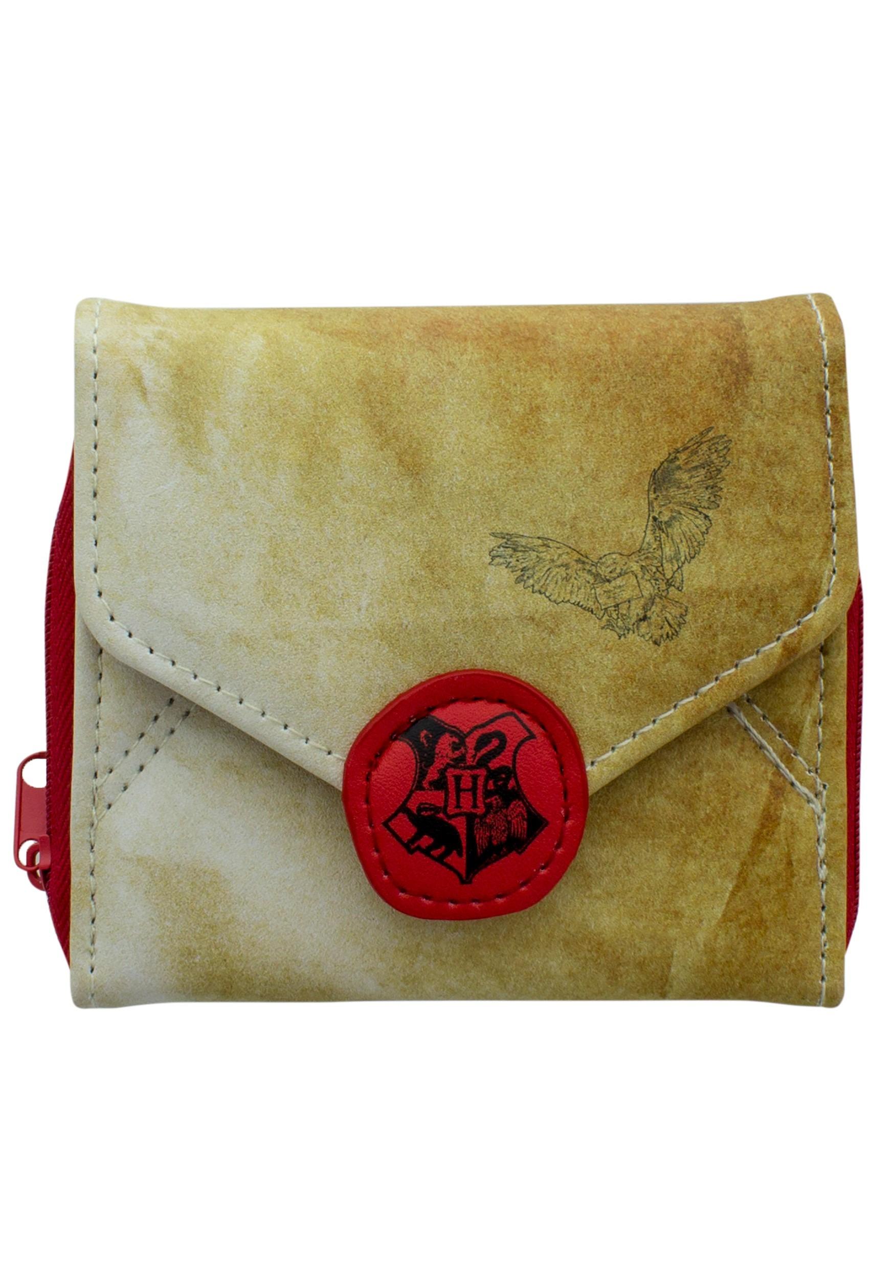 Hogwarts Letter Wallet Harry Potter
