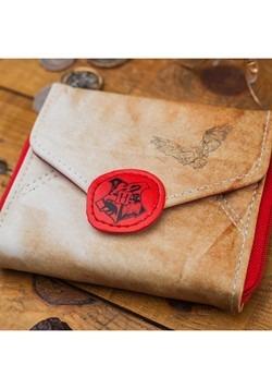 Harry Potter Hogwarts Letter Wallet