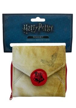 Harry Potter Hogwarts Letter Wallet Alt 2
